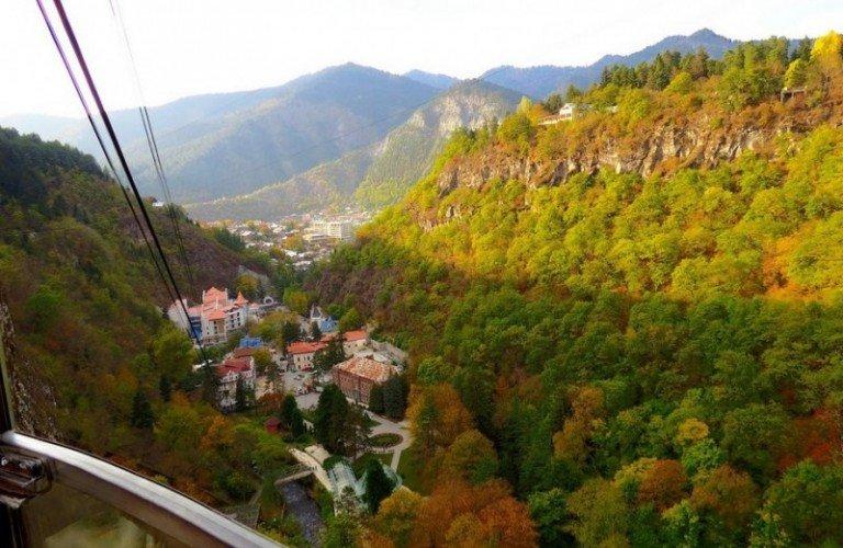 Осенний Боржоми