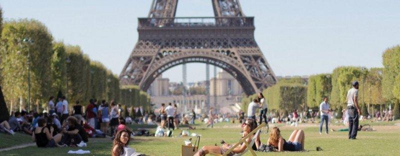 Франция в сентябре