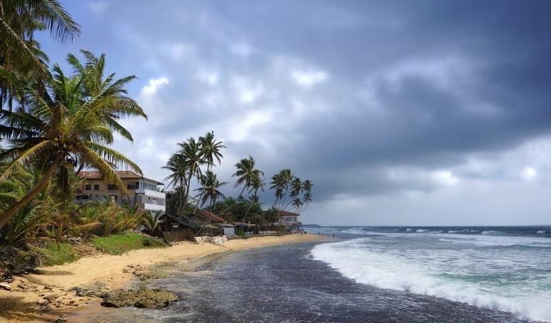 Шри Ланка в июле