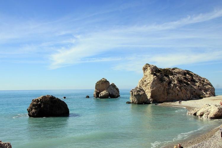 Кипр в марте