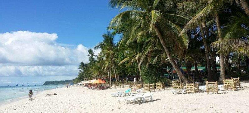 Филиппины в ноябре