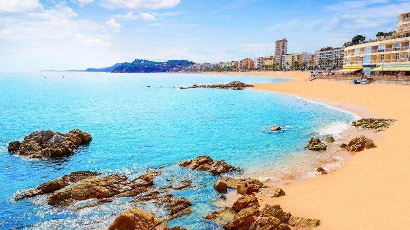 Испания в июле