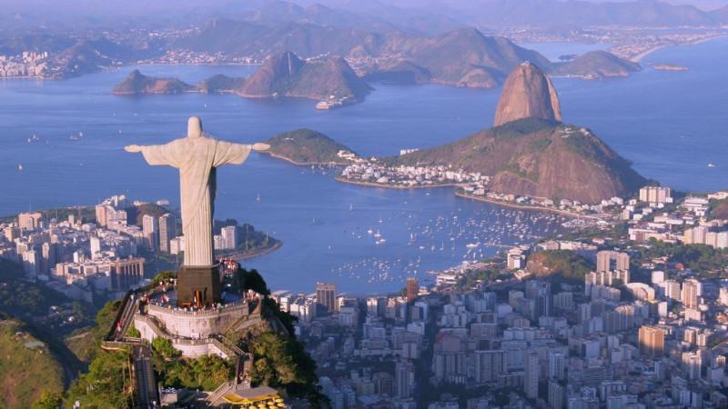 Бразилия в марте