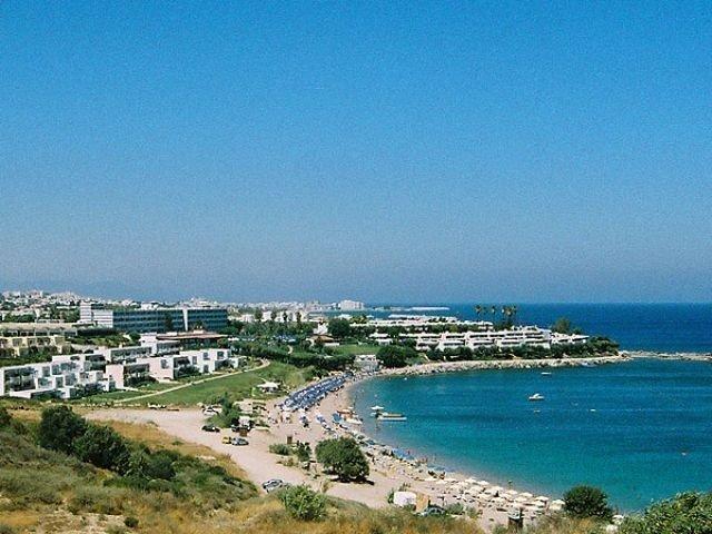 Калифея Родос побережье