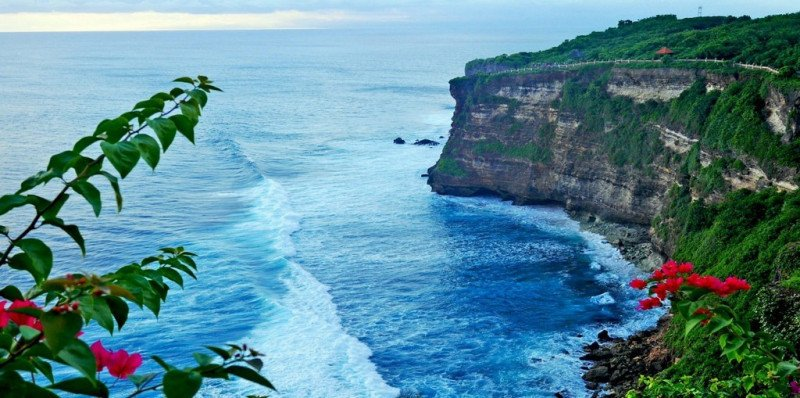 Индонезия в январе
