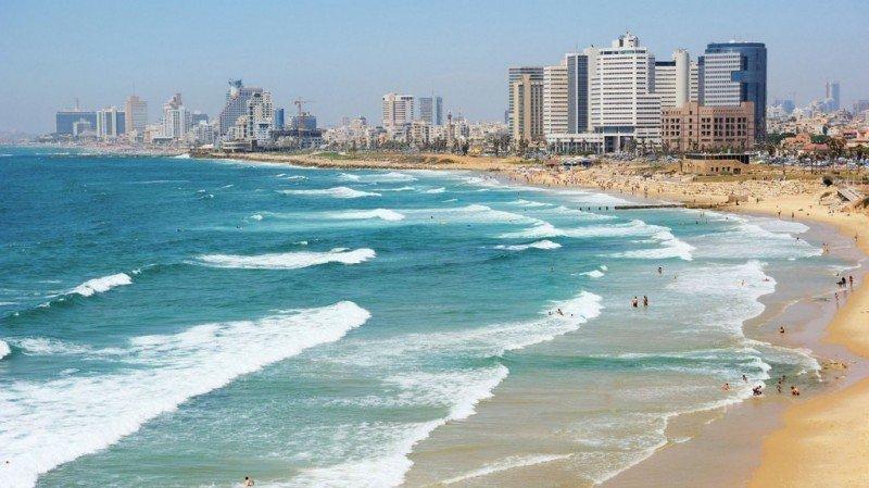 Израиль в августе