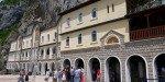 Посещение монастыря