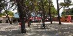 Ресторан и зона отдыха в тени