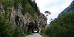 Дорога через туннели