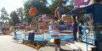 Развлечения для детей на пешеходной улице Паланги