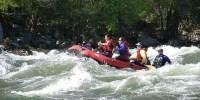 Рафтинг на реке Кёпрю