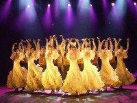 Шоу-представление фламенко