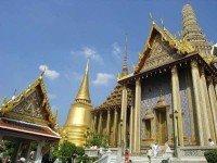 Большой Королевский Дворец и Храм Изумрудного Будды