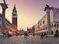 В Венецию на самолёте
