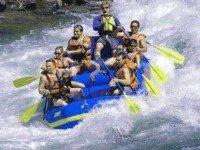 Рафтинг на реке Пханг-Нга