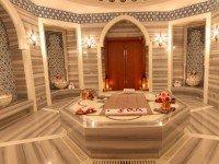 Зал для хамама