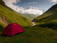 С палаткой по горам