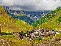 Двухдневный тур в Сванетию