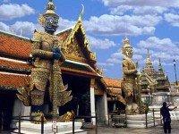 Посещение древней столицы Бангкока Аютхайя