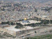 По святым местам Иерусалима из Египта