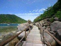 Круиз по островам Ко Тао, Ко Нанг Юан