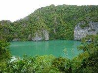 Морской национальный парк Му Ко Анг Тхонг