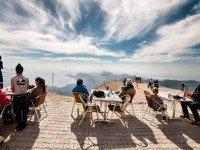 Ресторан на вершине горы