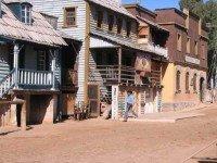 Ковбойский городок Sioux city – «Город Сиу»