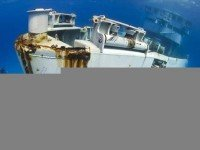 Дайвинг в районе затонувших кораблей