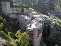 Круиз вокруг святой горы Афон
