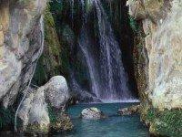 Водопады и источники Альгара