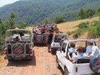 Джип-сафари в Турции
