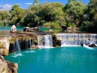 Водопад Манагавт