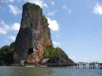 Морское путешествие в бухту Пханг-Нга