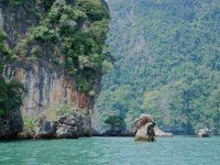 Прогулка на яхте по Национальному парку Пханг-Нга