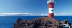 Маяк Faro de Teno на Тенерифе