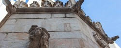 Средневековый фонтан