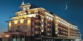 Здание отеля Касабланка