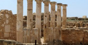 Археологический парк и замок сорока колонн