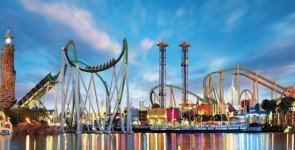Парк развлечений Port Aventura