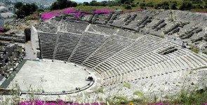 Древний амфитеатр