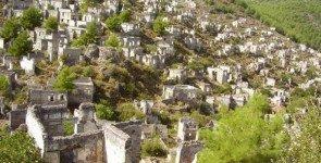 Деревня-призрак Каякёй