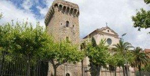 Сторожевая башня Храма
