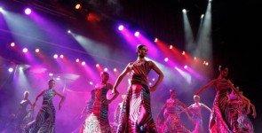 Фееричное шоу с фламенко в Бенидорм Палас