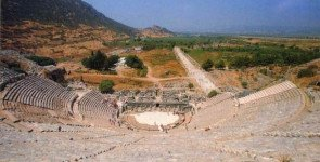 Античный город Каунос
