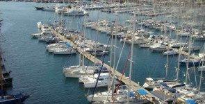 Природная бухта - Порт Марина