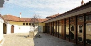Монастырь Мевлевихане