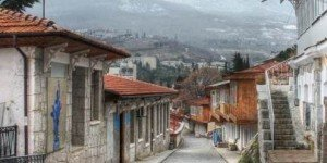 Улочки посёлка