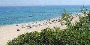 Пляж Скала