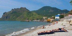 Пляжи курорта